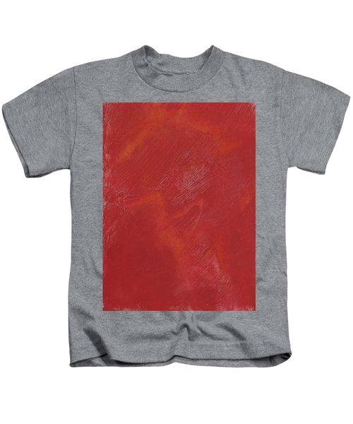 Red Field Kids T-Shirt