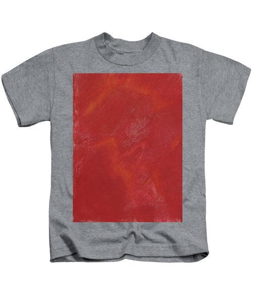Red Field Kids T-Shirt
