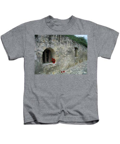 San Antonio Rose Kids T-Shirt