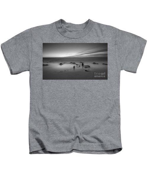 Sandy Hook Sunrise  Kids T-Shirt