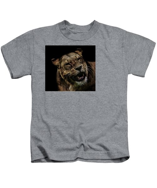 Smile Kids T-Shirt by Martin Newman