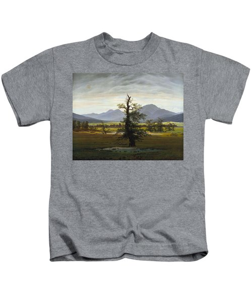 Solitary Tree Kids T-Shirt