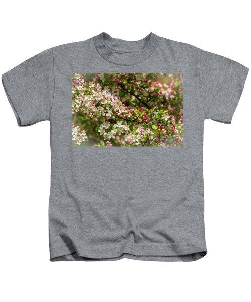 Spring Blossoms Kids T-Shirt