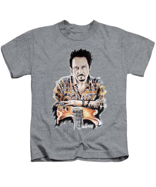 Steve Lukather Kids T-Shirt