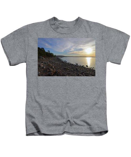 Stone Beach Kids T-Shirt