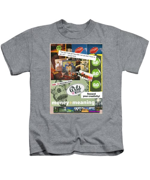 Stop And Go Kids T-Shirt