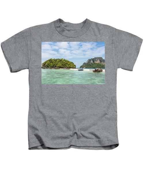 Stunning Krabi In Thailand Kids T-Shirt