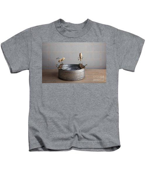Swimming Pool Kids T-Shirt