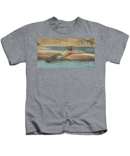 The Little Sea Maid Kids T-Shirt