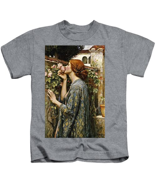 The Soul Of The Rose Kids T-Shirt