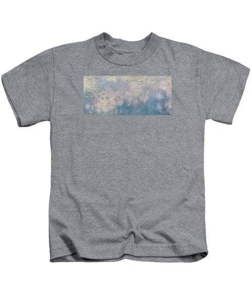 The Waterlilies  The Clouds Kids T-Shirt