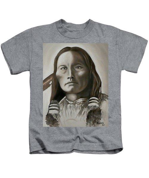 Three Fingers Kids T-Shirt