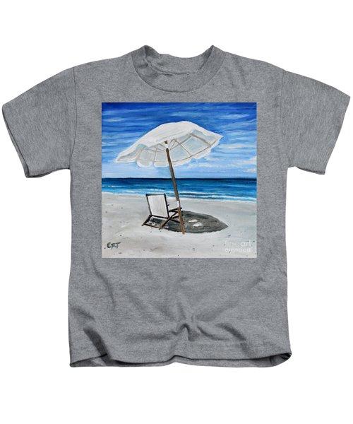 Under The Umbrella Kids T-Shirt