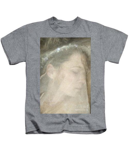 Veiled Princess Kids T-Shirt