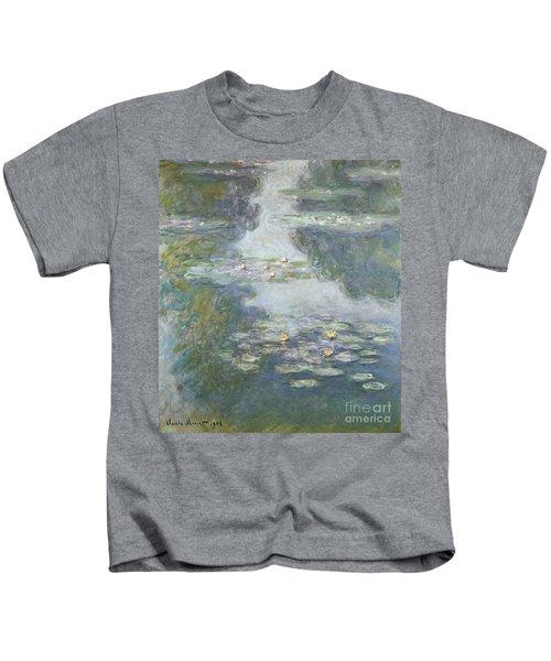 Waterlilies Kids T-Shirt