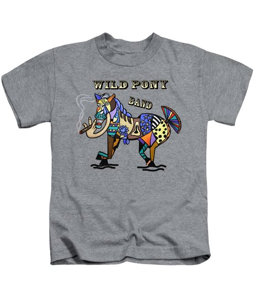 Wild Pony Kids T-Shirt