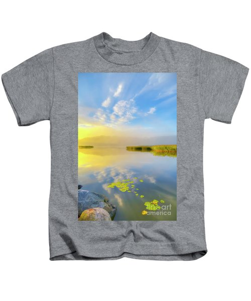 Wonderful Morning Kids T-Shirt