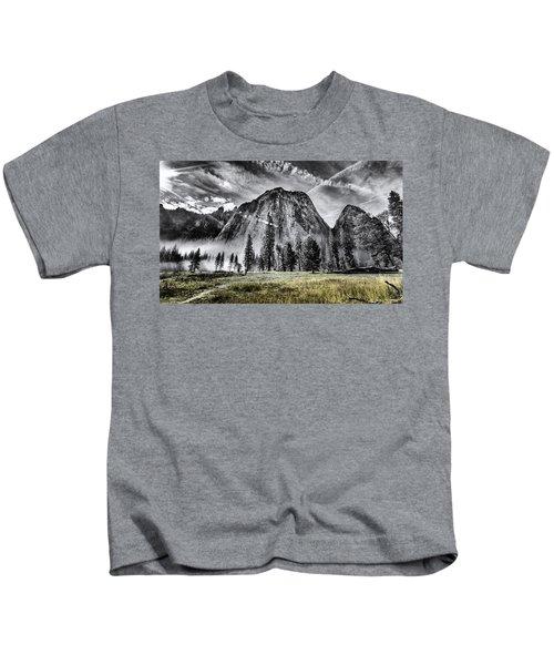 Yosemite Dawn Kids T-Shirt