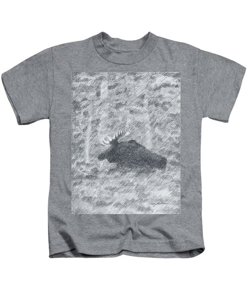 1000 Pounds Of Bull Kids T-Shirt