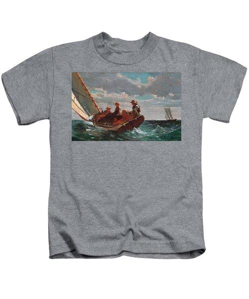 Breezing Up Kids T-Shirt