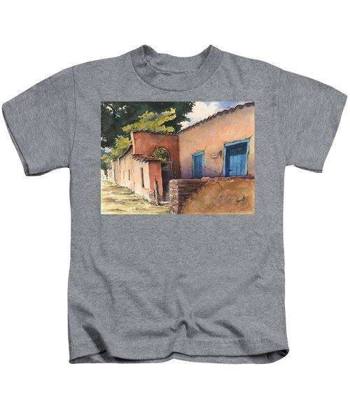 1247 Agua Fria Street Kids T-Shirt