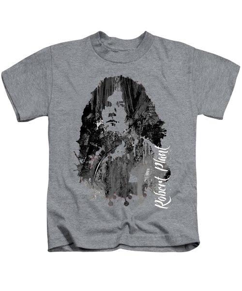 Robert Plant Collection Kids T-Shirt