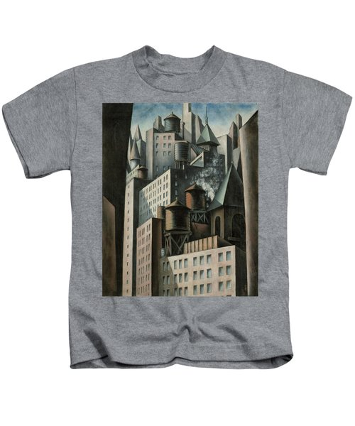 14th Street New York City Kids T-Shirt