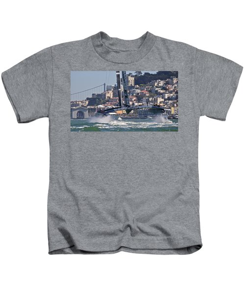 Oracle America's Cup Kids T-Shirt