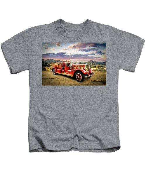 1931 Mack Ready To Roll Kids T-Shirt