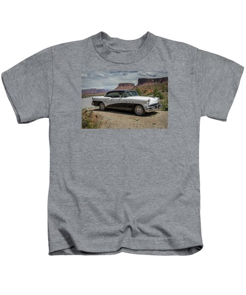 1956 Buick Special Kids T-Shirt