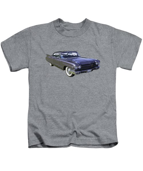 1960 Cadillac - Classic Luxury Car Kids T-Shirt