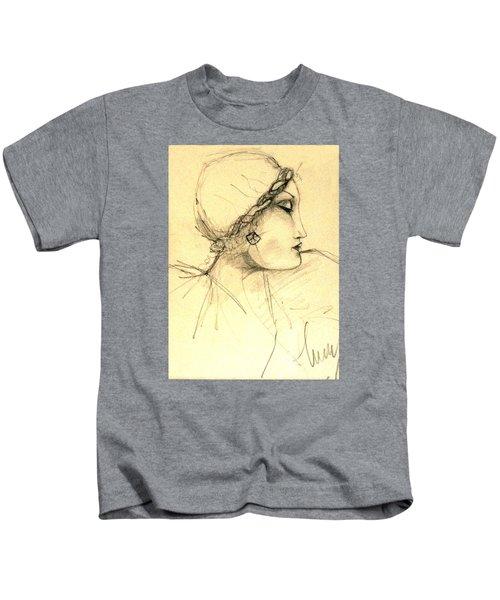 1975 Charcoal Kids T-Shirt
