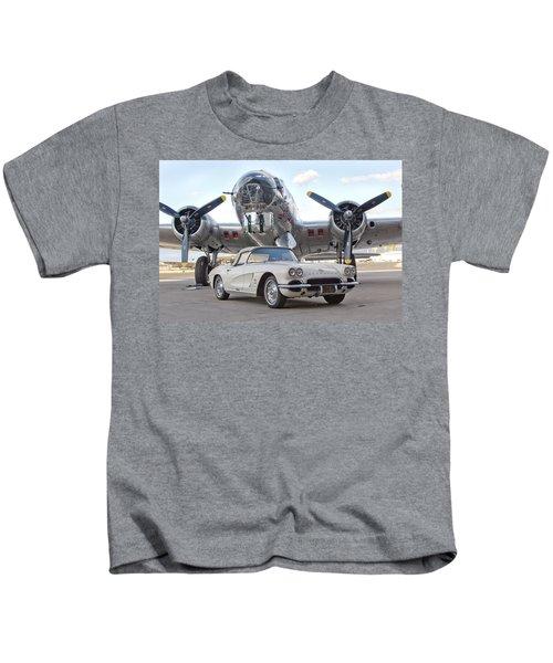 1962 Chevrolet Corvette Kids T-Shirt