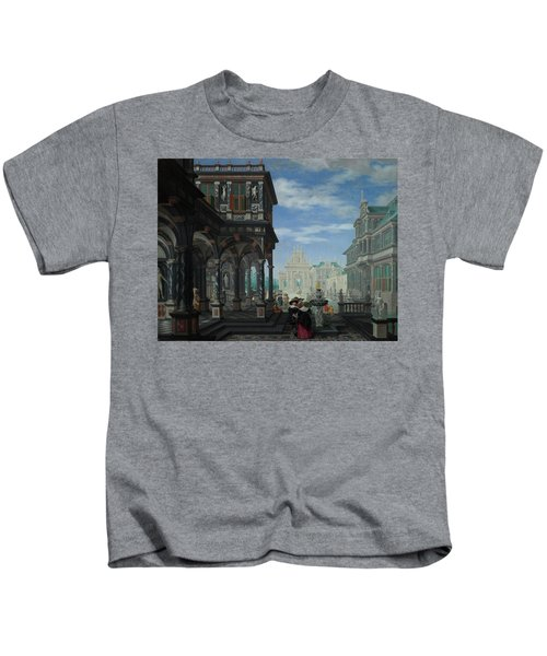 An Architectural Fantasy Kids T-Shirt