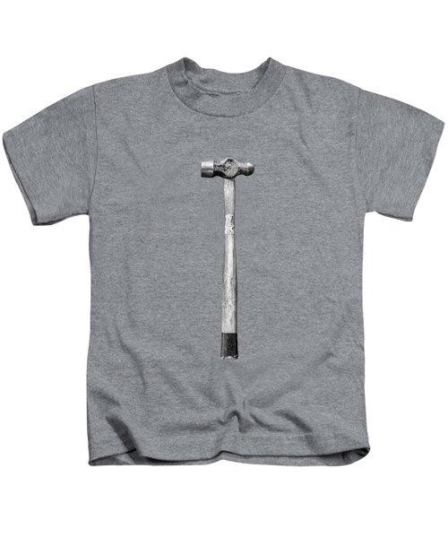 Ball Peen Hammer Kids T-Shirt