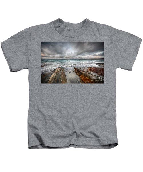 Berneray Views Kids T-Shirt