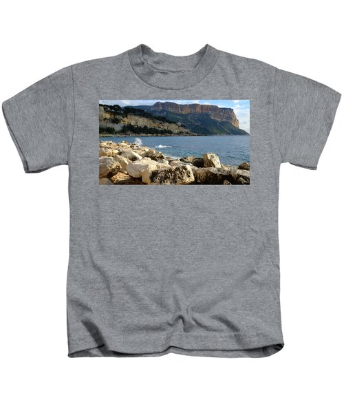 Cap Canaille Cassis Kids T-Shirt