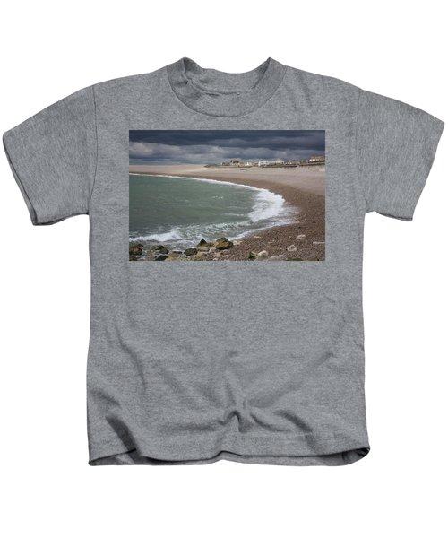 Chesil Cove  Kids T-Shirt