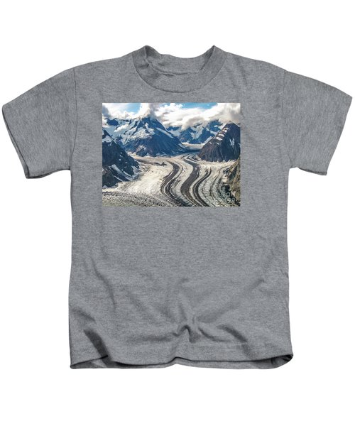 Denali National Park Kids T-Shirt