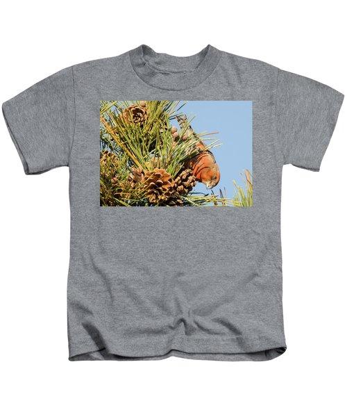 Feeding Time Kids T-Shirt