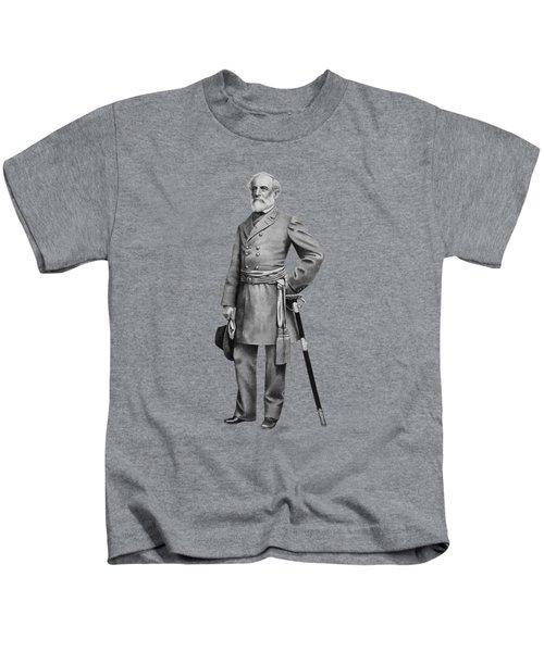 General Robert E. Lee Kids T-Shirt