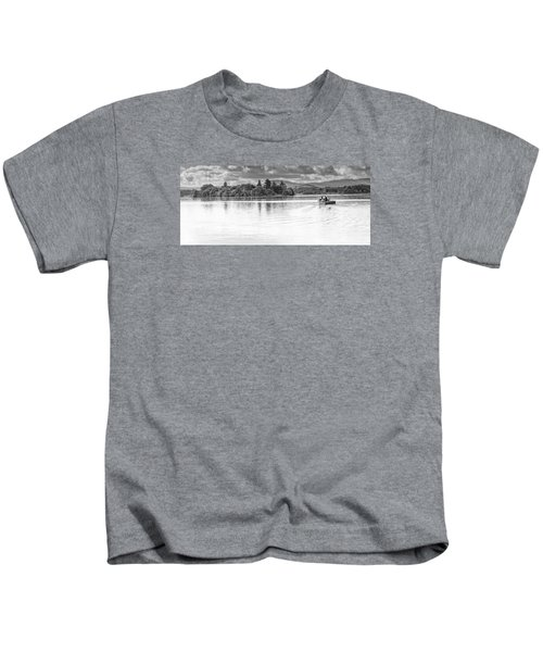 Lake Of Menteith Kids T-Shirt