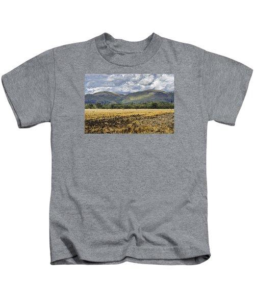 Ochil Hills Kids T-Shirt