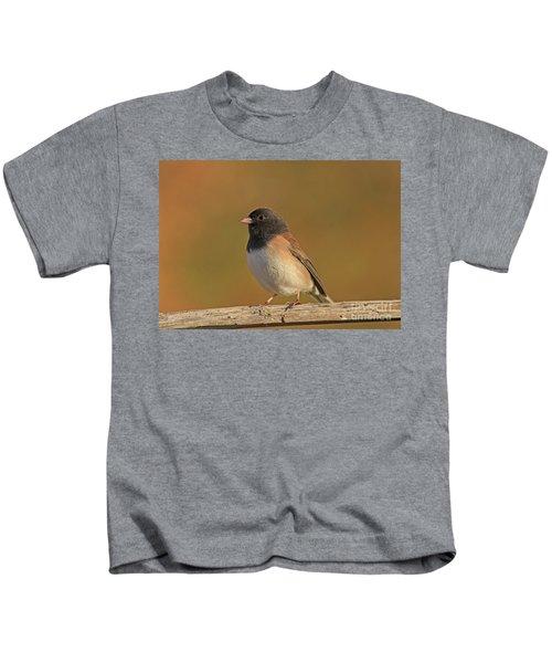 Dark-eyed Junco Kids T-Shirt