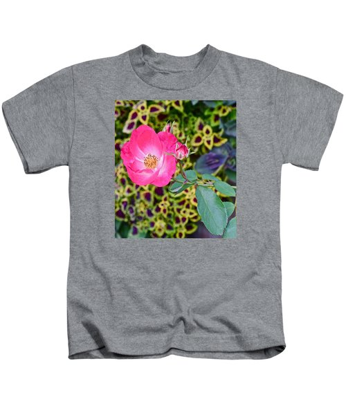 2015 Fall Equinox At The Garden Hello Fall Kids T-Shirt