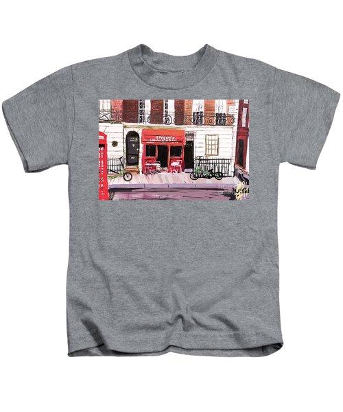 221b Baker Street 2.0 Kids T-Shirt