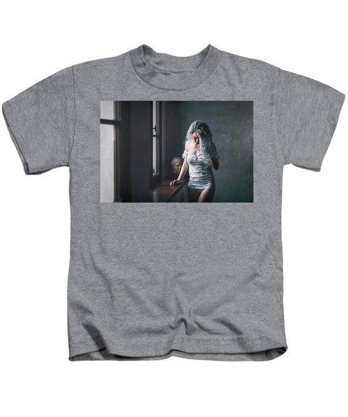 Tu M'as Promis Kids T-Shirt