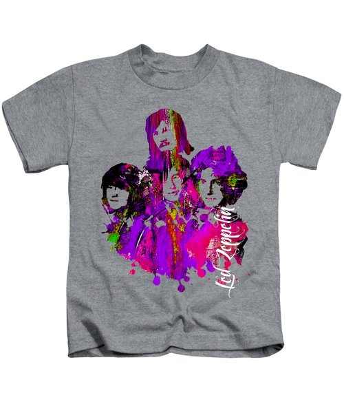Led Zeppelin Collection Kids T-Shirt