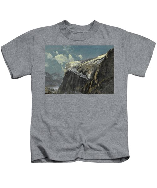 Above The Timberline Kids T-Shirt