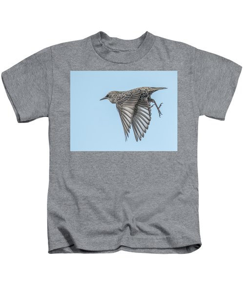 European Starling Kids T-Shirt